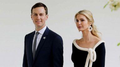 Disclosures show Jared Kushner and Ivanka Trump made at least $80 million last year
