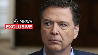 Comey weighs in on 5 key political players in his exclusive interview with ABC News