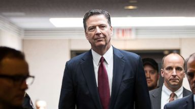 Former US attorney is part ex-FBI Director James Comey's legal team