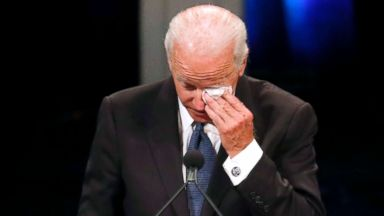 Emotional Joe Biden remembers John McCain as 'a brother' at memorial service