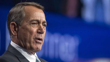 Boehner joins fight to loosen marijuana laws saying his thinking has 'evolved'