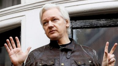 US won't 'confirm or deny' charge against Wikileaks' Assange