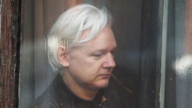 Assange in 'solitary confinement' at embassy, fears possible extradition to US, lawyer says