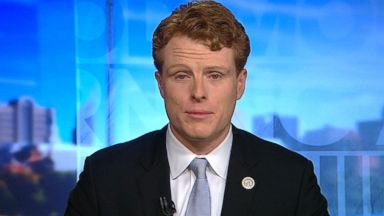 Rep. Joe Kennedy urges Trump to hash out details on immigration 'rather than throwing bombs'