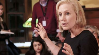 Sen. Kirsten Gillibrand: Democrats 'willing to talk about' pathway to citizenship for 'Dreamers'
