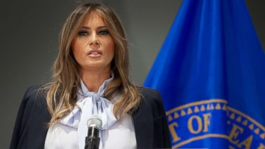 Melania Trump won't join her husband on the 2018 campaign trail to stump for Republicans