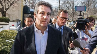 Ahead of weeklong testimony marathon, Michael Cohen appears on Capitol Hill