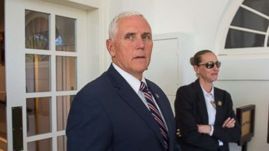 Pence's doctor resigns after raising concerns about Dr. Ronny Jackson