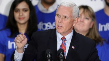 Guns banned from NRA event during Mike Pence address