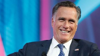 Mitt Romney: 'I am running for the United States Senate'