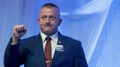 2020 candidate Richard Ojeda says 'President Bone Spurs' is 'using veterans as props'