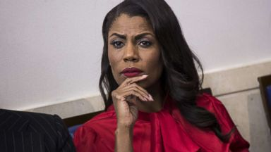 White House exploring legal options against Omarosa Manigault Newman for making secret recording in Situation Room