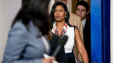Omarosa Manigault addresses Trump arbitration filing in 'Daily Show' interview