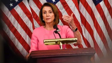 The Note: House Dems face political tumult