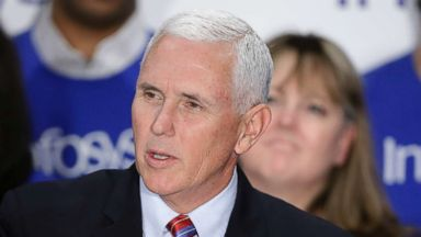 Parkland students brand firearm ban during Pence speech as NRA hypocrisy