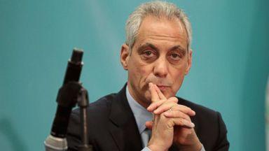 Embattled Chicago Mayor Rahm Emanuel not seeking re-election