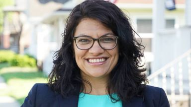 Rashida Tlaib set to become first Muslim woman elected to Congress