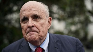 Rudy Giuliani walks back statements of President Donald Trump's involvement in Moscow project