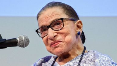 Justice Ruth Bader Ginsburg returns to Supreme Court for 1st time since December