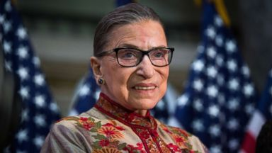 Justice Ruth Bader Ginsburg out of hospital, 'doing well' after suffering 3 fractured ribs from fall