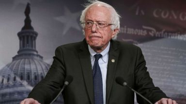 Bernie Sanders apologizes to women on his staff who say they were harassed during 2016 campaign