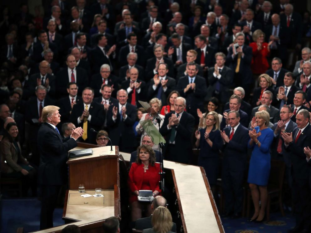 State of the Union 2018: Read the full transcript