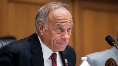 Steve King's 'racist' immigration talk prompts calls for congressional censure amid border wall fight with Trump