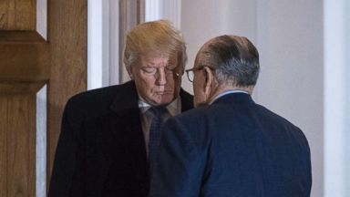 Trump and his legal team met Monday to answer Mueller's questions: Sources