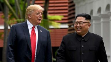 Trump and Kim exchange letters amid denuclearization doubts