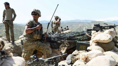 American service member killed in eastern Afghanistan