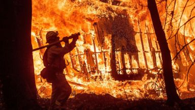 Why California's recent wildfires are the 'new normal'