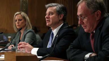 FBI director defends Kavanaugh background investigation