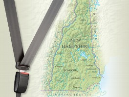 New Hampshire Seat Belt Law >> Seat Belt Law: Will New Hampshire Buckle? - ABC News