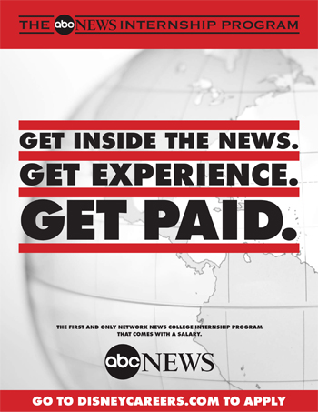 News Internships Summer 2020.Learn About Internships Available At Abc News Abc News