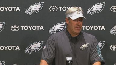Philadelphia Eagles coach says he was 'looking forward' to White House visit before Trump disinvite
