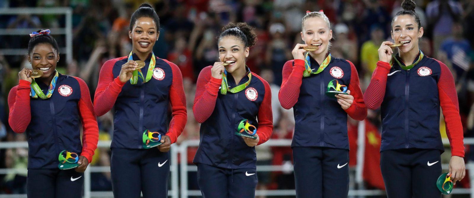 sportsplex gymnastics meet 2016 olympics