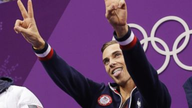 Adam Rippon would now 'totally' accept a call from Mike Pence
