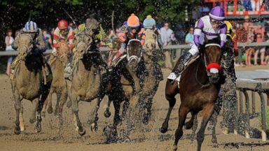 Nyquist Wins Kentucky Derby