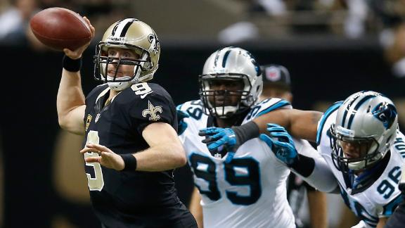 Image result for panthers drew brees