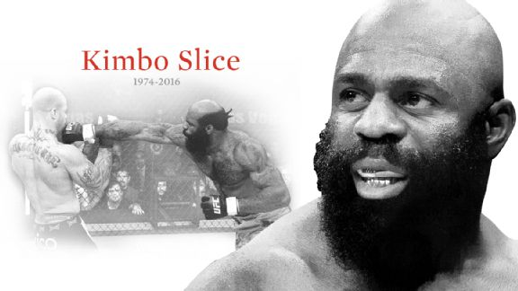 Kimbo Slice will be remembered for his improbable rise to ...