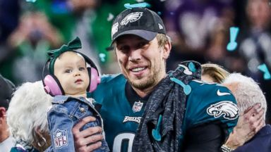 5 facts about the Eagles Super Bowl hero and MVP Nick Foles