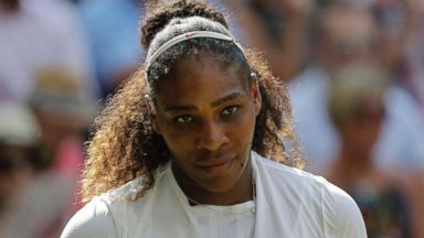 Serena Williams loses Wimbledon final, 10 months after having baby
