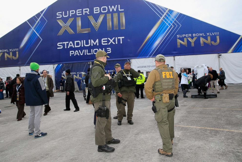 Minneapolis gets 'significantly heightened' security measures for Super Bowl