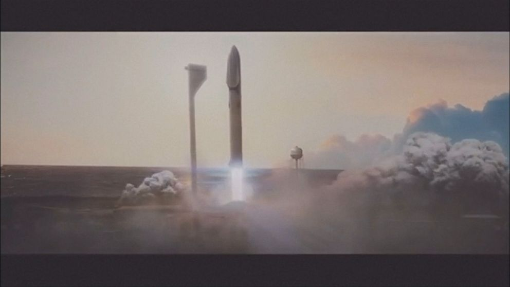 spacex manned mars mission - photo #17