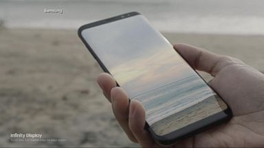 First look at Samsung Galaxy Note 8