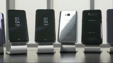 Early reviews of Samsung Galaxy 8 phone are positive