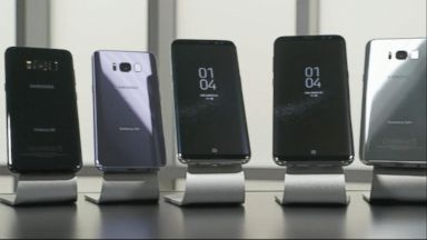 Samsung expected to unveil new Galaxy S9 smartphone