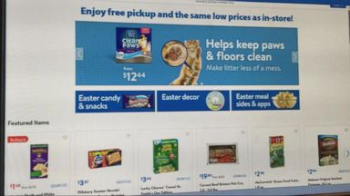 Walmart plans on expanding grocery delivery to 100 metropolitan areas