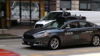 Arizona governor temporarily suspends all Uber driverless car testing