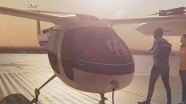 Uber wants to test flying taxis